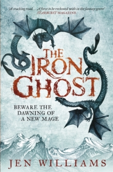 The Iron Ghost, Paperback Book