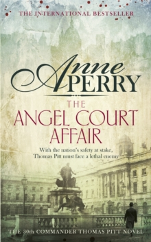 The Angel Court Affair (Thomas Pitt Mystery, Book 30), Paperback Book