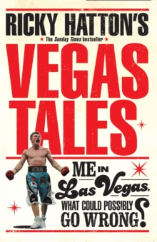 Ricky Hatton's Vegas Tales, Paperback Book