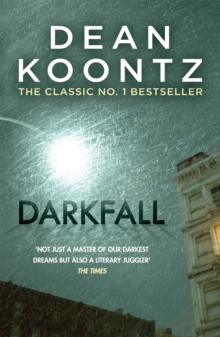 Darkfall : A remorselessly terrifying and powerful thriller, Paperback Book