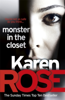 Monster in the Closet (the Baltimore Series Book 5), Hardback Book