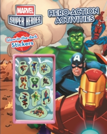Marvel Super Hero Activity, Paperback Book