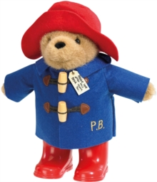 PADDINGTON CLASSIC WITH BOOTS,  Book