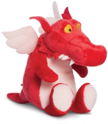 ROOM ON THE BROOM DRAGON BUDDIES 6 INCH,  Book