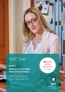 AAT Financial Performance : Study Text, Paperback Book
