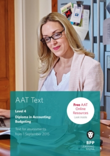 AAT Budgeting : Study Text, Paperback Book