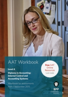 AAT Internal Control and Accounting Systems : Workbook, Paperback Book