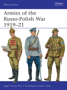 Armies of the Russo-Polish War 1919-21, Paperback Book
