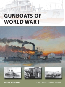 Gunboats of World War I, Paperback Book