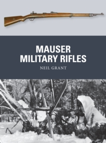 Mauser Military Rifles, Paperback Book