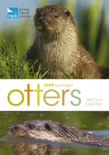RSPB Spotlight: Otters, Paperback Book