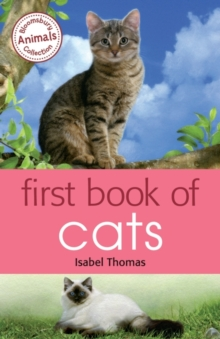 First Book of Cats, Paperback Book
