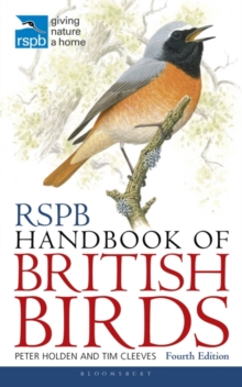 RSPB Handbook of British Birds, Paperback Book