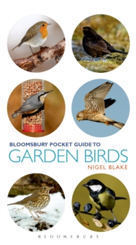 Pocket Guide To Garden Birds, Paperback Book
