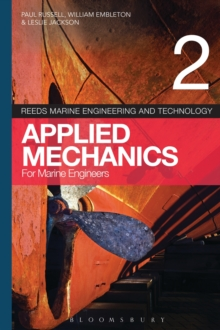 Reeds Vol 2: Applied Mechanics for Marine Engineers, Paperback Book