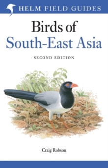 Field Guide to the Birds of South-East Asia, Paperback Book