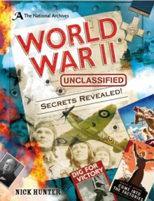 The National Archives: World War II Unclassified, Hardback Book