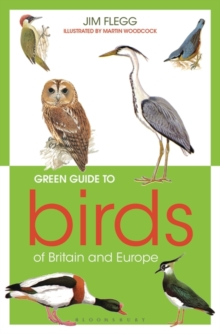 Green Guide to Birds of Britain and Europe, Paperback Book