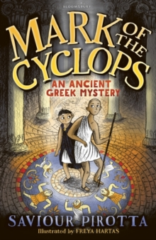 Mark of the Cyclops: An Ancient Greek Mystery, Paperback Book