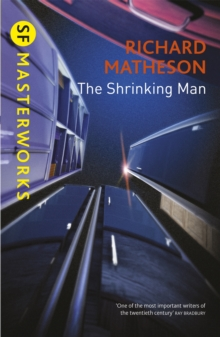 The Shrinking Man, Paperback Book