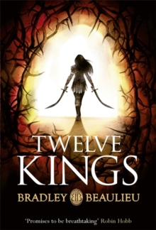 Twelve Kings : The Song of the Shattered Sands, Hardback Book