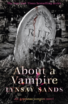 About a Vampire, Paperback Book
