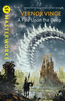 A Fire Upon the Deep, Paperback Book