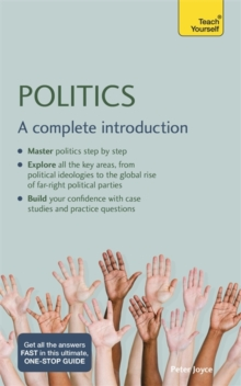 Politics - A Complete Introduction: Teach Yourself, Paperback Book