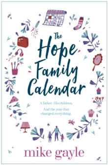 The Hope Family Calendar, Hardback Book