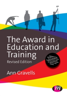 The Award in Education and Training, Paperback Book