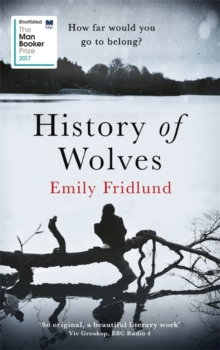 The History of Wolves, Hardback Book
