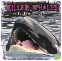 Killer Whales : Built for the Hunt, Hardback Book