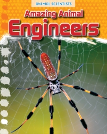 Amazing Animal Engineers, Paperback Book
