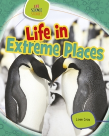 Life in Extreme Places, Hardback Book
