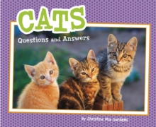 Cats : Questions and Answers, Hardback Book