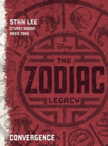 Disney The Zodiac Legacy: Convergence, Hardback Book