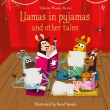 Llamas in Pyjamas and Other Tales With CD, Hardback Book