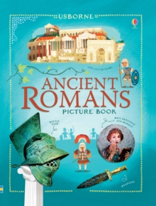 Ancient Romans Picture Book, Hardback Book