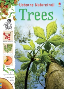 Naturetrail Trees, Paperback Book