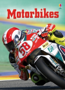 Beginners Plus Motorbikes, Paperback Book
