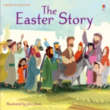 The Easter Story, Paperback Book