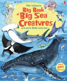 Big Book of Big Sea Creatures, Hardback Book