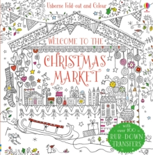 Welcome to the Christmas Market, Hardback Book