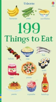 199 Things to Eat, Board book Book