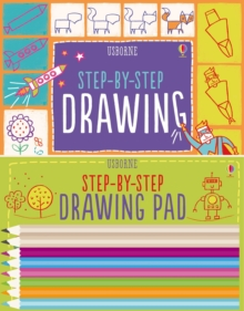 Step-By-Step Drawing Kit, Undefined Book