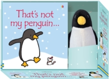 That's Not My Penguin Book and Toy, Kit Book