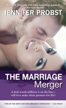 The Marriage Merger, Paperback Book
