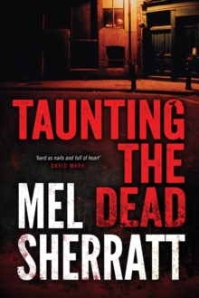 Taunting the Dead, Paperback Book