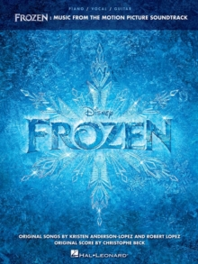 Frozen : Music from the Motion Picture Soundtrack (PVG), Paperback Book