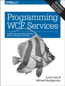 Programming WCF Services, Paperback Book